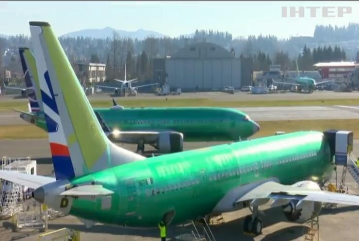 В літаках Boeing 737 знайшли тріщини