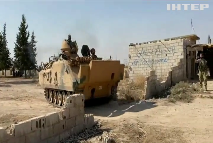 Башар Асад допоможе курдам звільнити окуповані турками території