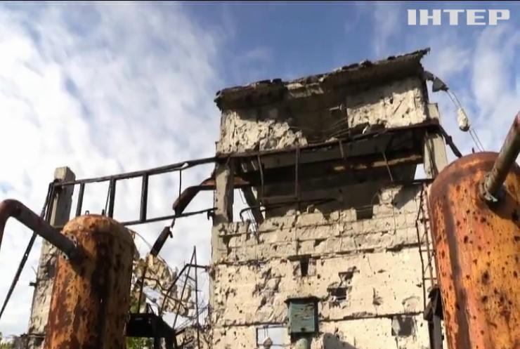 Бойовики знову порушили перемир'я в районі Золотого на Луганщині