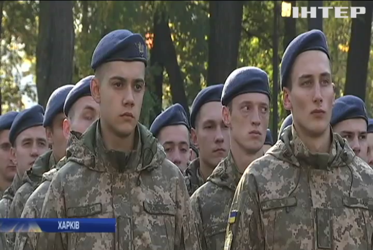 У Харкові відкрили монумент захисникам України