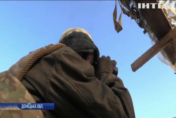 Війна на Донбасі: бойовики обстрілюють ділянку розведення військ