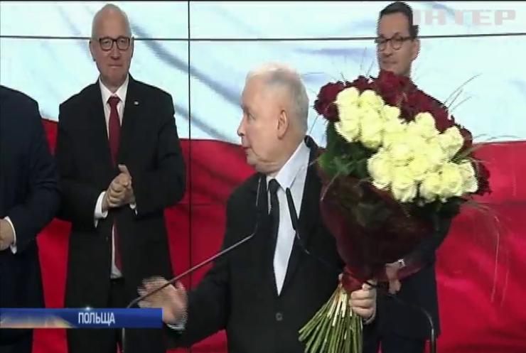 У Польщі підрахували голоси на парламентських виборах