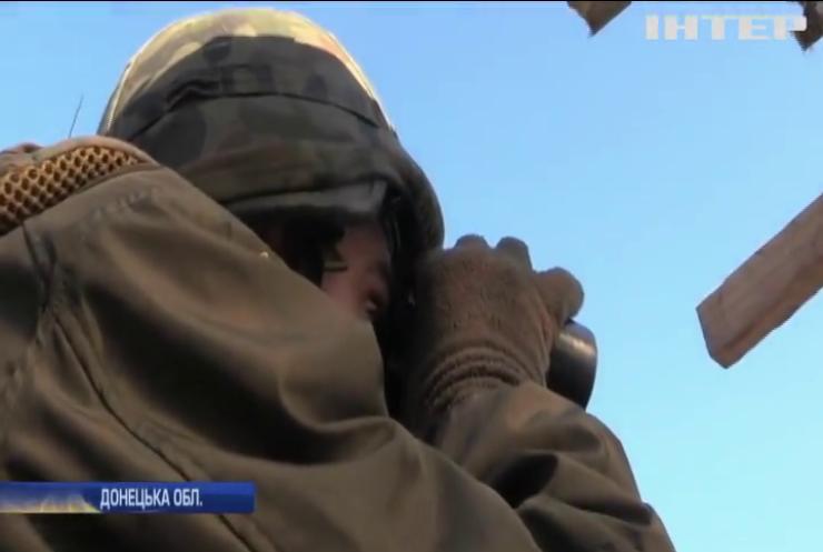 Війна на Донбасі: внаслідок снайперського обстрілу загинули двоє військових