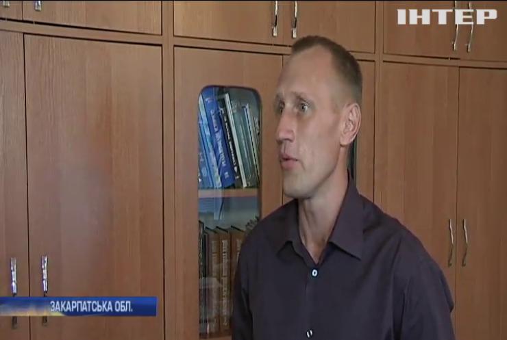 На Закарпатті будують найдорожчий в Україні шкільний туалет