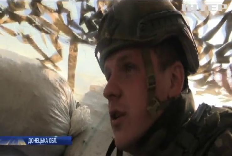 На Донбасі істотно збільшилася кількість порушень режиму припинення вогню
