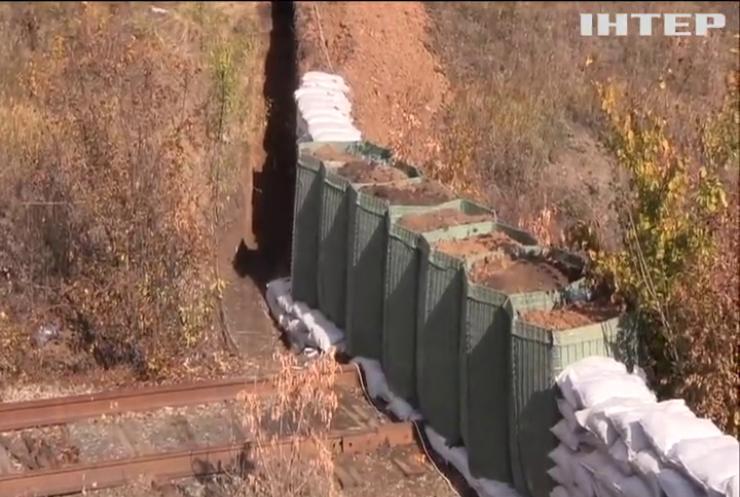 Війна на Донбасі: опорні пункти військових накривали вогнем мінометів