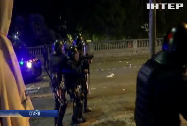 Криза у Каталонії: Мадрид відправив додаткові підрозділи поліції