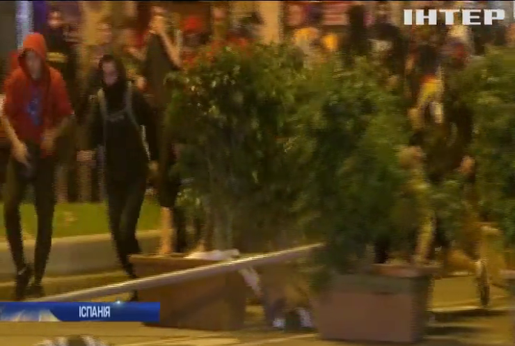 До Барселони направили посилені загони поліції