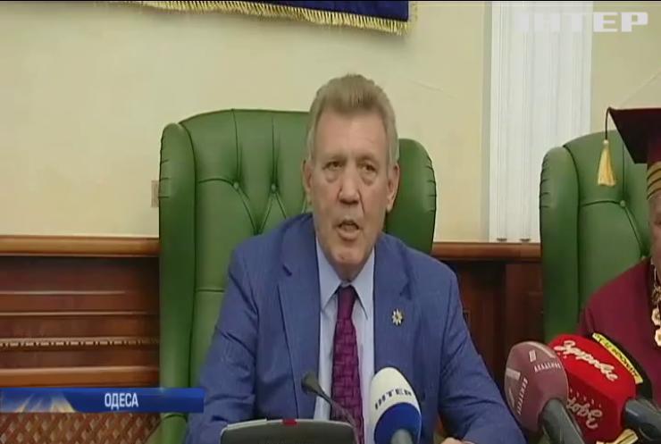 Першому президентові незалежної України присудили звання почесного доктора