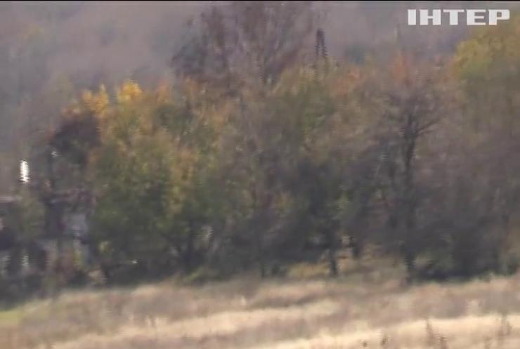 На Донбасі обстрілюють українські позицій