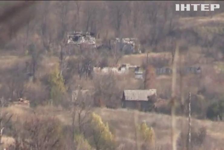 На Донбасі зафіксували 12 обстрілів за добу