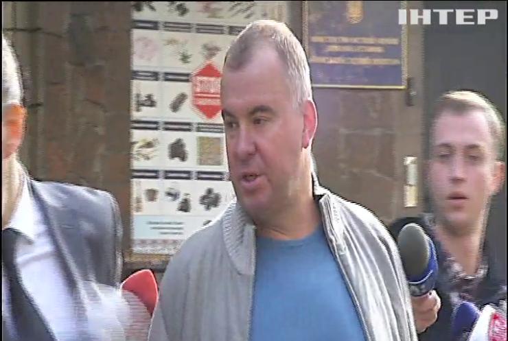 Олег Гладковський вийшов на волю під заставу