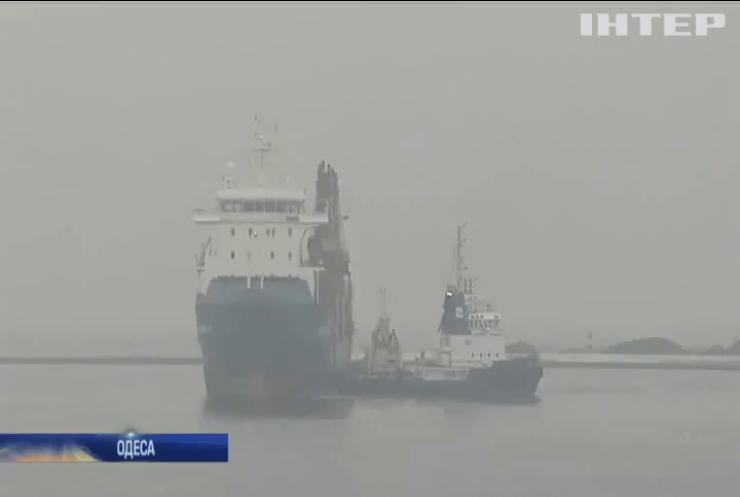 До порту Одеси прибули патрульні катери із США