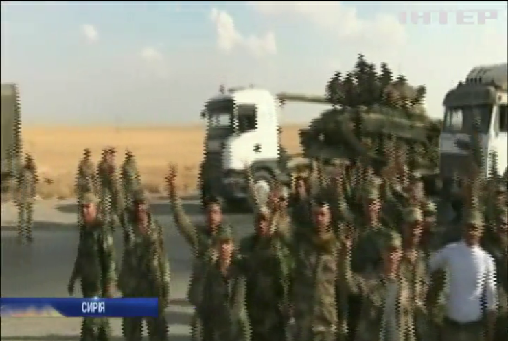 Американські військові зруйнували свою колишню базу на півночі Сирії