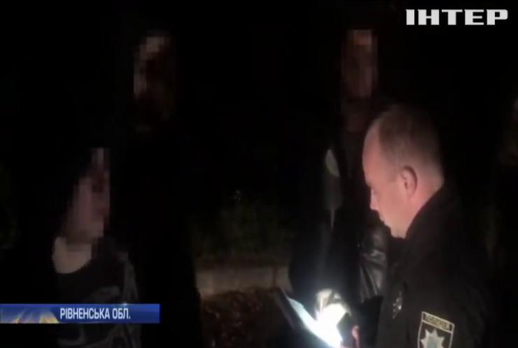 На Рівненщині озброєні чоловіки пограбували фермера