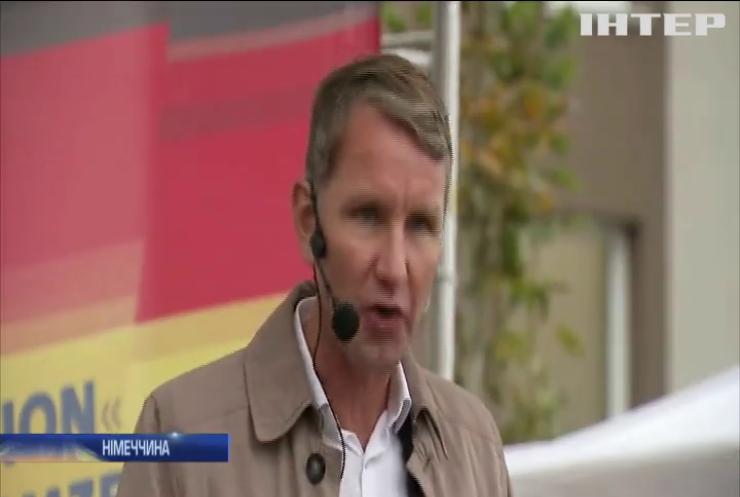 Небезпечна політика у Німеччині: какдидату на виборах погрожують убивством