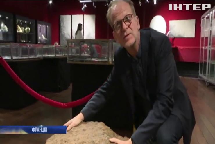 Найбільший метеорит Франції виставили на аукціон