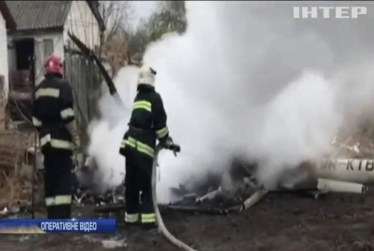 Авіакатастрофа на Полтавщині: тіло ексміністра Кутового доставили на експертизу