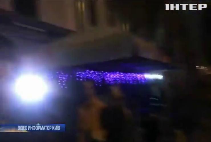 У середмісті столиці вибухнула граната