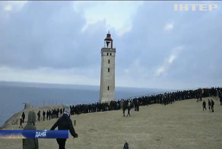 У Данії врятували старовинний маяк