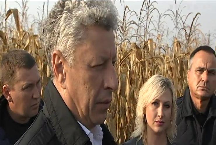 Юрій Бойко: Приймати закон про продаж землі без референдуму - це злочин перед власним народом
