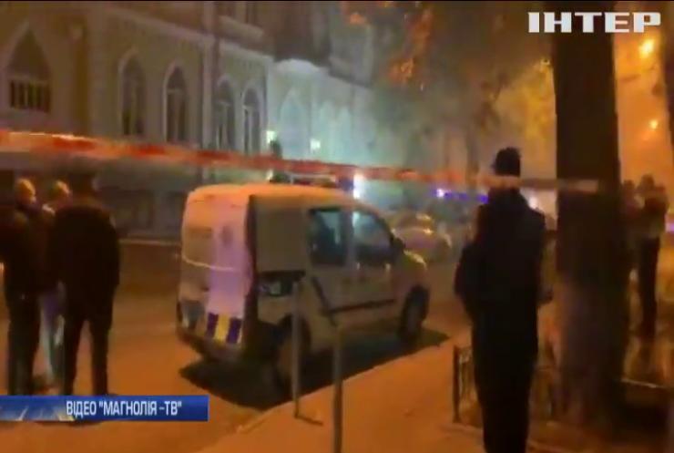 У Києві вибухнула граната: загинули люди