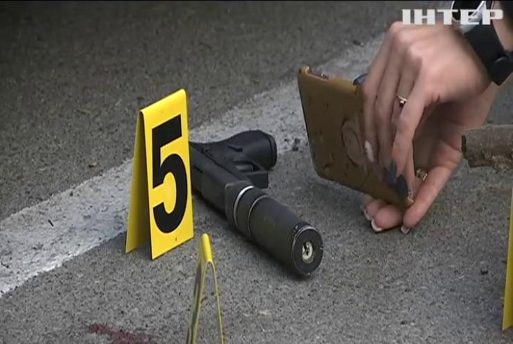 """Кримінальні """"розбірки"""" у Харкові закінчилися стріляниною"""