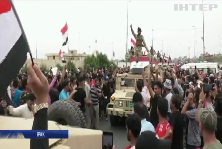 Ірак сколихнули антиурядові протести