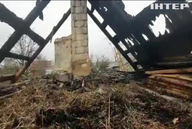 На Рівненщині під час пожежі загинув п'ятирічний хлопчик