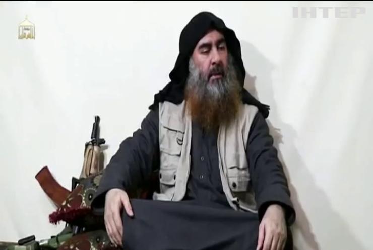 """США ліквідували лідера """"Ісламської держави"""" Абу Бакра аль-Багдаді"""