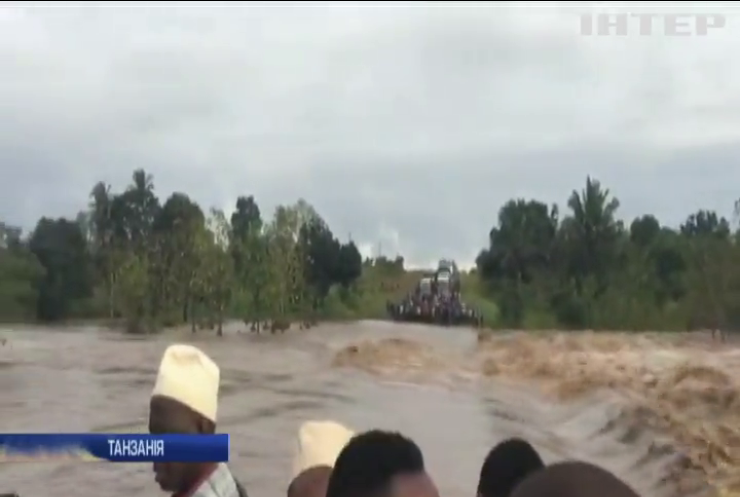 Повінь у Танзанії забрала життя десятків людей