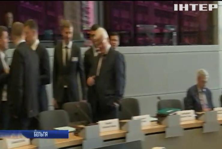 У Брюсселі тривають тристоронні газові перемовини між Україною та Росією
