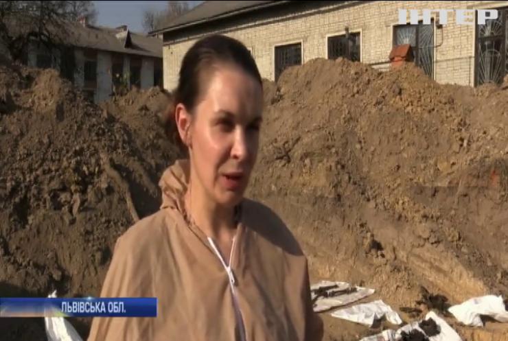 На Львівщині археологи знайшли останки таємно розстріляних людей