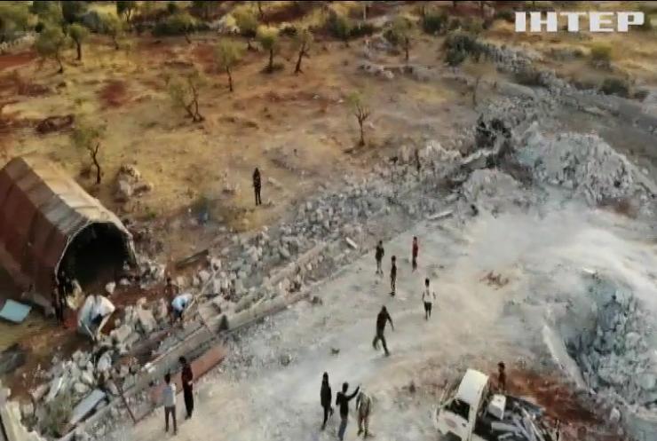США ліквідують угруповання ІДІЛ слідом за його ватажком
