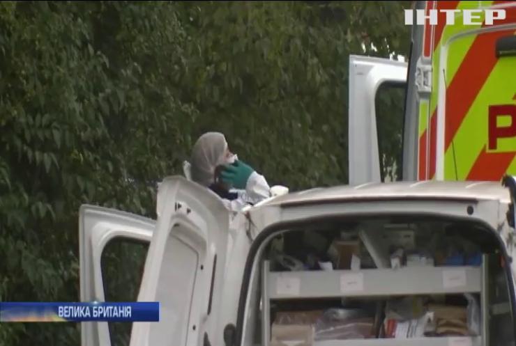 Вантажівка з трупами: з'явились нові подробиці у справі