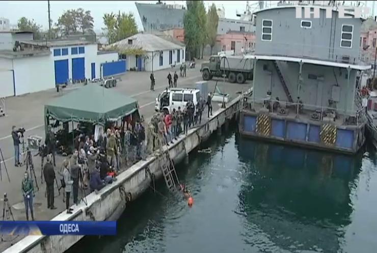 В Одесі відновили втрачену водолазну школу