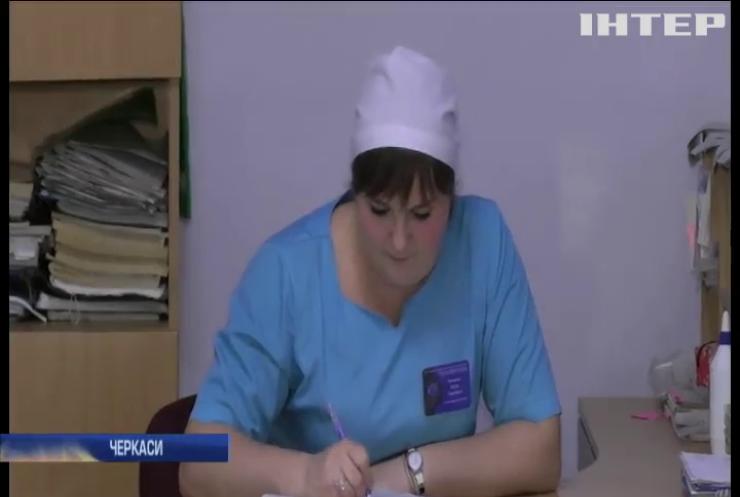 У Черкасах відзначили Всесвітній день боротьби з інсультом