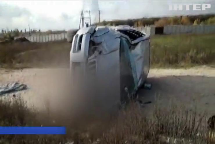 На Київщині у ДТП загинув неповнолітній