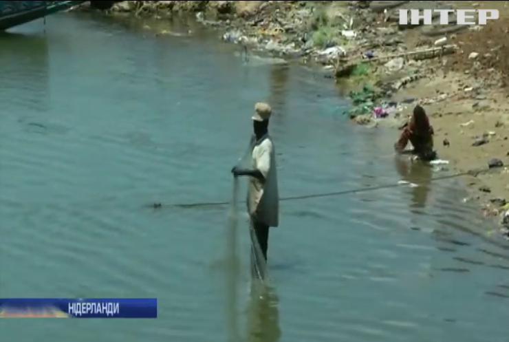 У Нідерландах вигадали пристрій для очищення річок від пластику