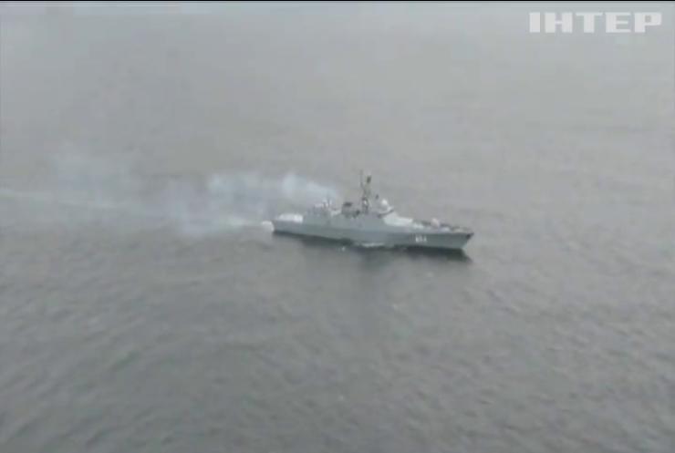 Росія влаштувала в Північній Атлантиці масштабні військові навчання