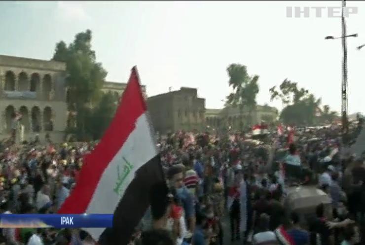 В Іраку вимагають покарати силовиків за вбивства протестуючих