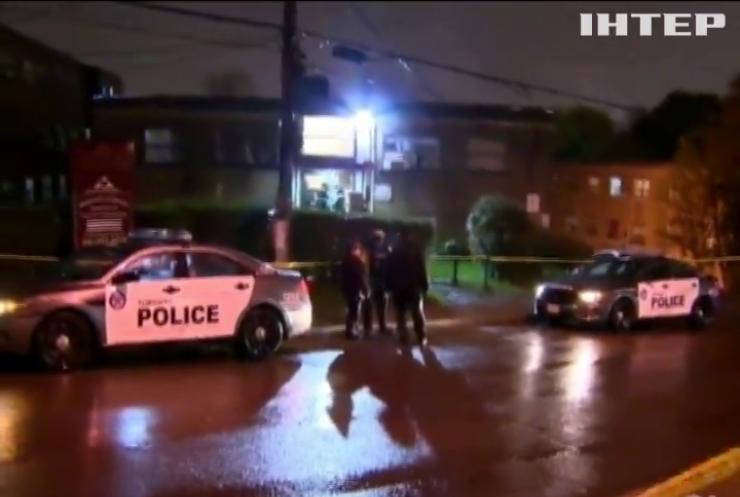 П'ятеро підлітків поранені внаслідок стрілянини в Торонто