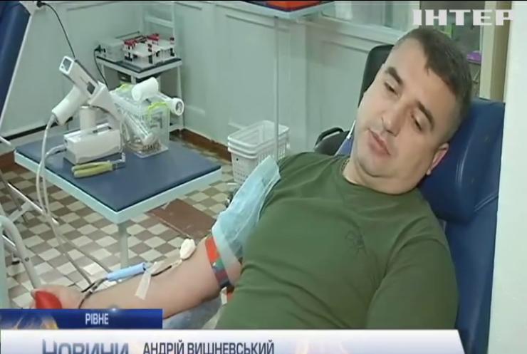 """Флешмоб """"Брати по крові"""" шириться Україною"""