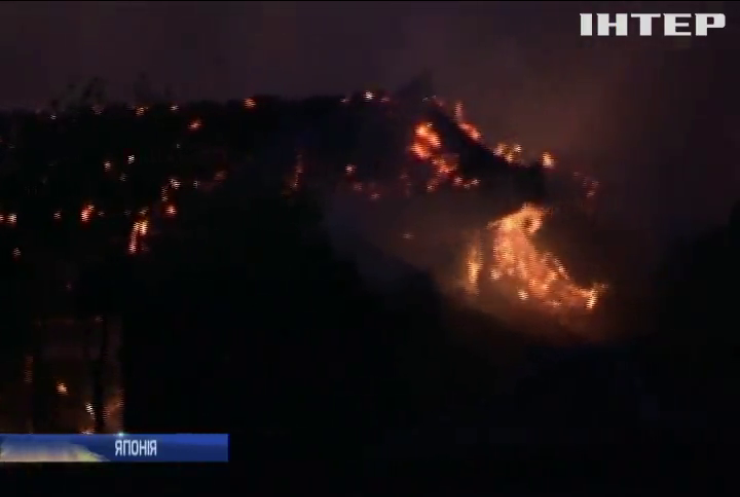 Пожежа у Японії: світова культурна спадщина ЮНЕСКО зазнала втрати