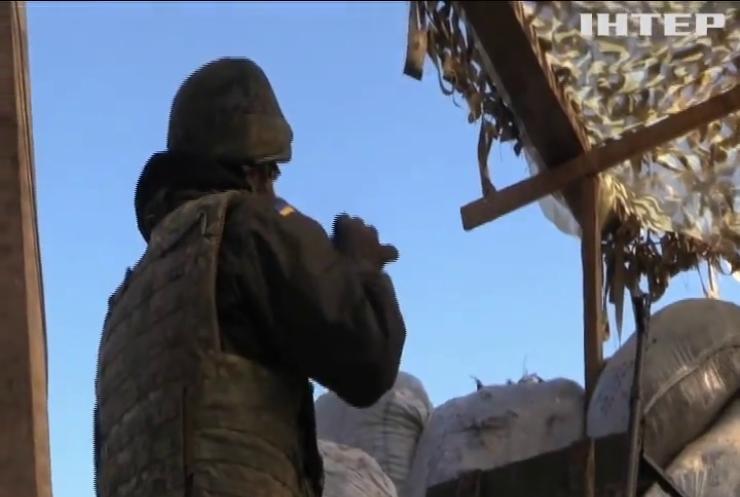 НА Сході бойовики поновили обстріли з важких мінометів
