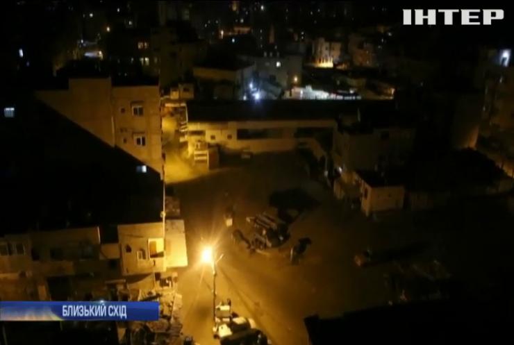 Ізраїль і Сектор Гази обмінялися ракетними ударами