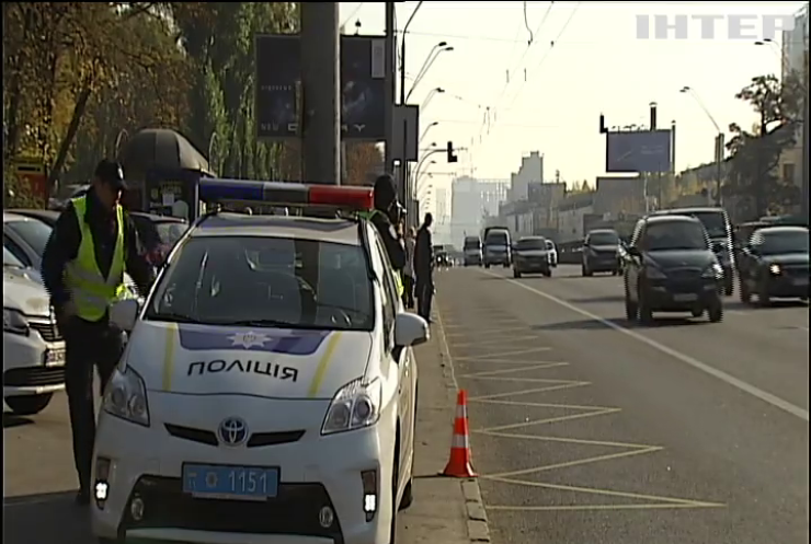На дорогах Києва обмежили максимальну швидкість руху