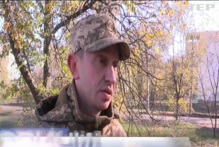 Війна на Донбасі: біля Золотого-4 триває розведення сил