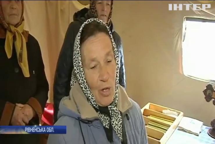 У Рівненському селі тліє релігійний конфлікт