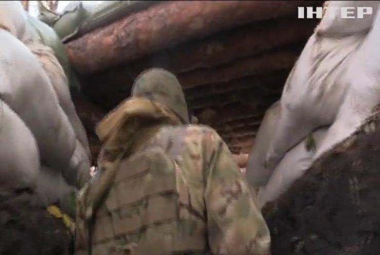 На Сході країни поранено двох українських бійців